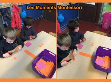 Pédagogie Montessori